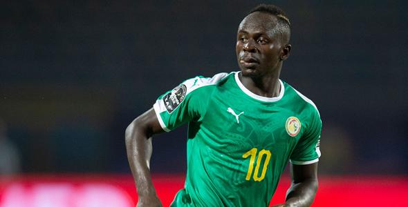 塞內加爾攻擊手萨迪奥·马内近2场攻入3球。